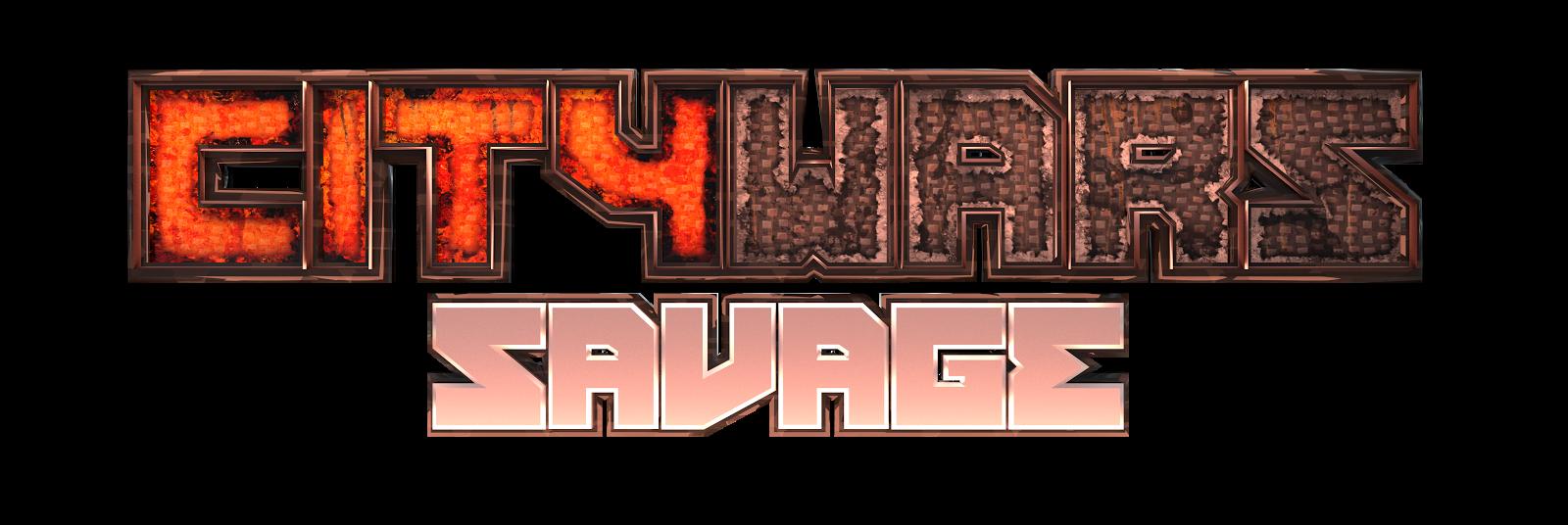 Citywars Savage - Logo