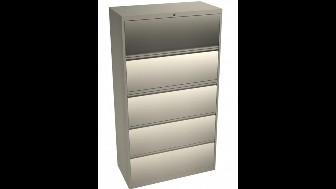 classeur 5 tiroirs putty classeur de bureau liquidations mobiliers h moquin. Black Bedroom Furniture Sets. Home Design Ideas