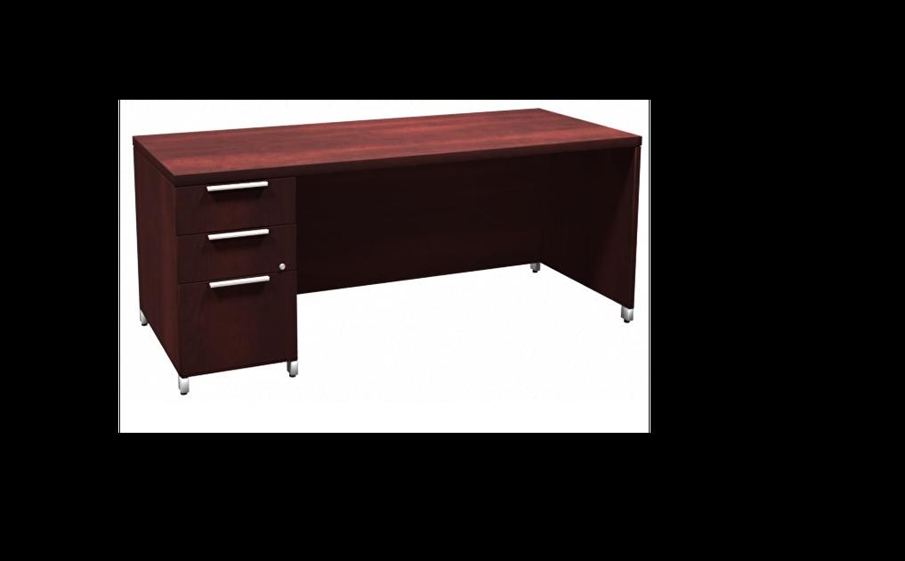 Bureau simple caisson rubis mobilier de bureau liquidations mobiliers h moquin - Liquidation mobilier de bureau ...