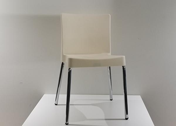 liquidation de Chaise de bureau Chaise emma blanche