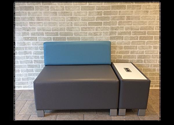 liquidation de Fauteuil de bureau Lot fauteuil et console Blok