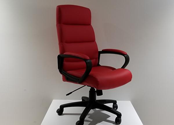 liquidation de Chaise de bureau Chaise Activ rouge