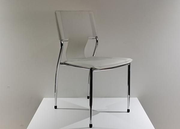 liquidation de Chaise de bureau Chaise 9000 blanc