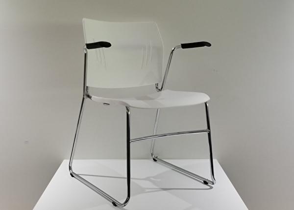 liquidation de Chaise de bureau Chaise Tela avec bras