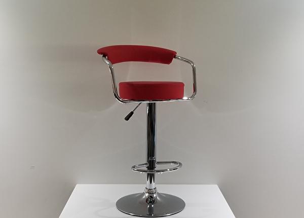 liquidation de Chaise de bureau Tabouret Groupe CB rouge