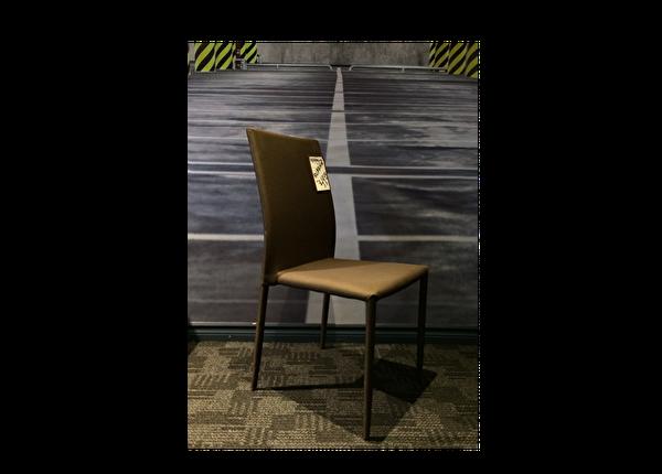liquidation de Chaise de bureau Chaise brune