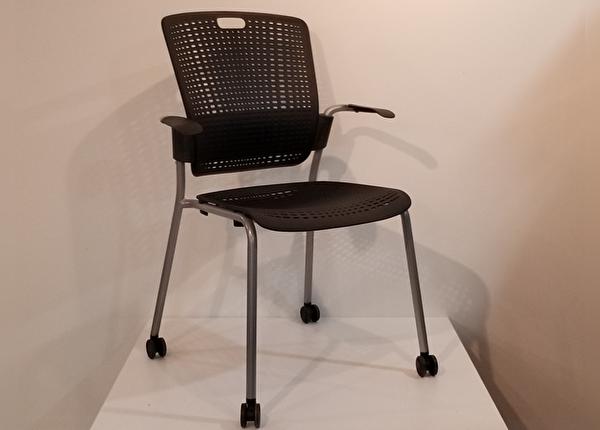 liquidation de Chaise de bureau Chaise Cinto noir