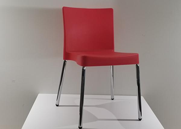 liquidation de Chaise de bureau Chaise emma rouge