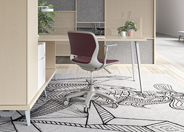 produit de Chaise de bureau United Chair Astral