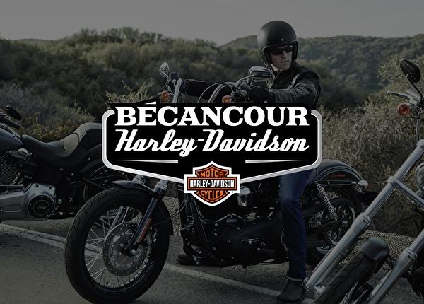 projet de Mobilier de bureau Concessionnaire Harley-Davidson Bécancour
