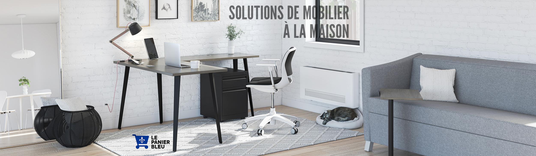 H. Moquin  Mobilier de bureau  Chaise de bureau  Rangement et